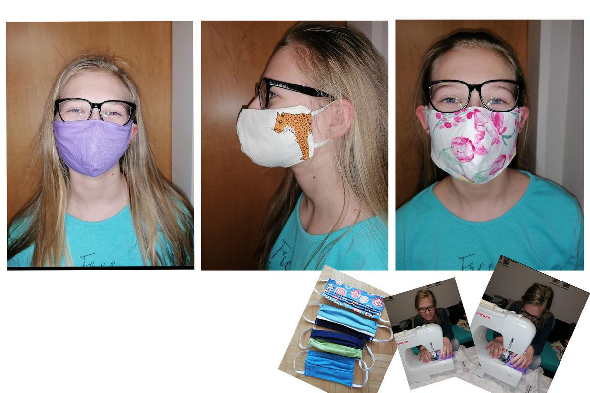 Schutzmasken Selbermachen